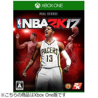 NBA 2K17【Xbox Oneゲームソフト】