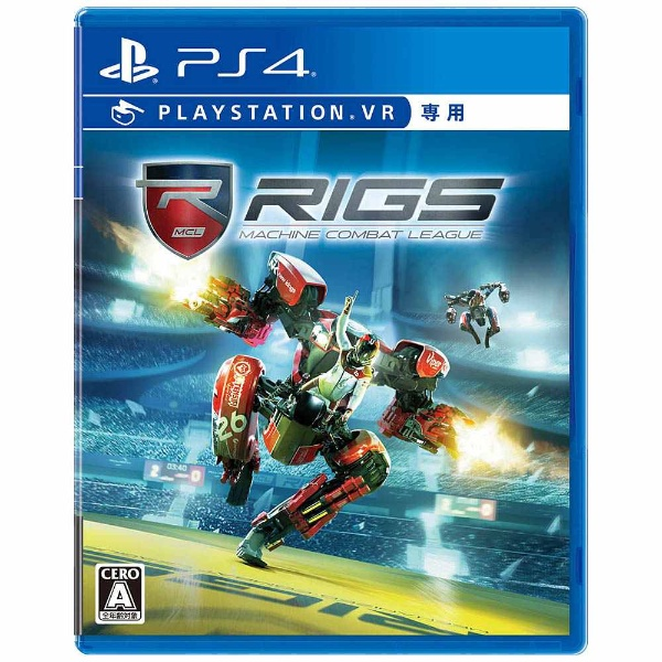 RIGS Machine Combat League 製品画像