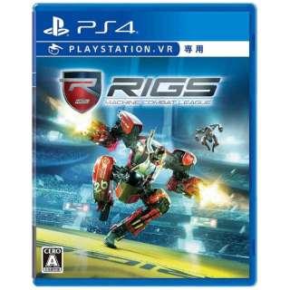 RIGS Machine Combat League【PS4ゲームソフト(VR専用)】