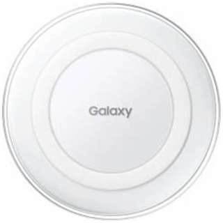 【NTTドコモ純正】ワイヤレス充電器 [Galaxy S6 edge SC-04G / Galaxy S6 SC-05G / Galaxy S7 edge SC-02H対応] ホワイトパール [ワイヤレスのみ]