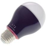 Bluetooth対応 スマート電球 「Q-home BB01 NR ネイビー・アンド・レッド」(500lm) QBLB001