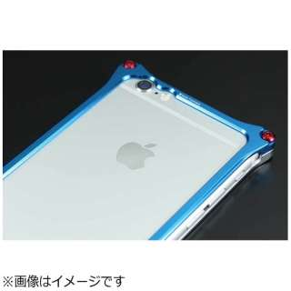 iPhone 6s/6用 機動戦士ガンダム ソリッドバンパー ガンダム SBMPGDGD41611BL