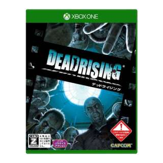 DEAD RISING【Xbox Oneゲームソフト】