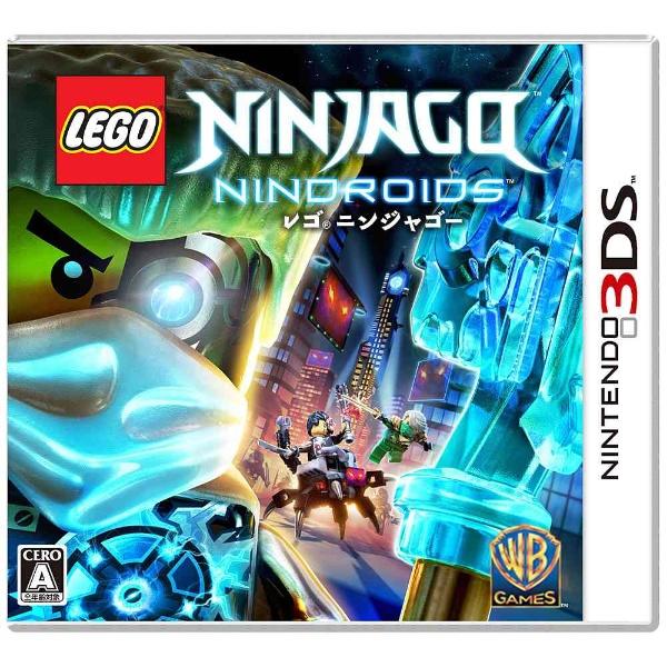 LEGO ニンジャゴー ニンドロイド [3DS]