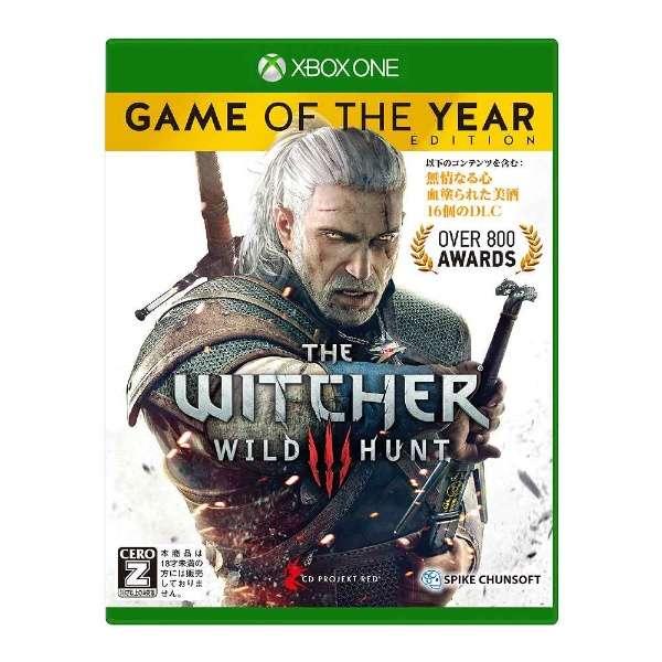 ウィッチャー3 ワイルドハント ゲームオブザイヤーエディション【Xbox Oneゲームソフト】