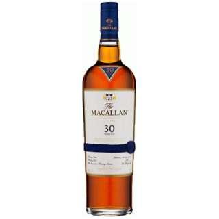 [正規]マッカラン 30年 700ml【ウイスキー】