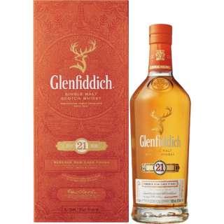 グレンフィディック21年 グランレゼルヴァ 700ml【ウイスキー】