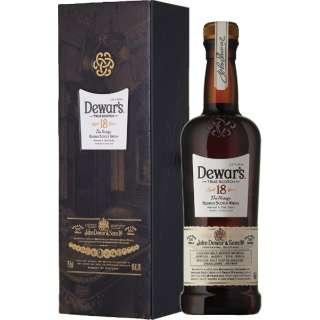 デュワーズ 18年 700ml【ウイスキー】