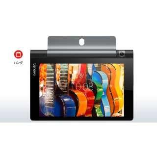 【LTE対応】YOGA Tab 3 8 LTE ブラック [ZA0A0024JP] 8型・Snapdragon・フラッシュメモリ 16GB・メモリ 2GB microSIMx1 2016年夏モデル Android 5.1 SIMフリータブレット ZA0A0024JP スレートブラック [8型ワイド /ストレージ:16GB /SIMフリーモデル]