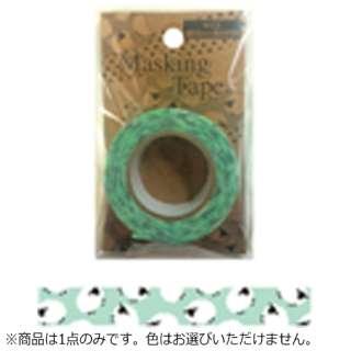 マスキングテープヒツジ2 MKT-72【色指定不可】