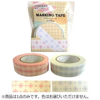 マスキングテープ 結晶 MKT-18【色指定不可】