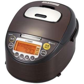 JKT-180BK 炊飯器 炊きたて ブラック [1升 /IH]