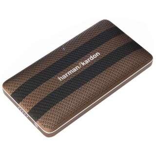 HKESQUIREMINIVS ブルートゥース スピーカー ESQUIRE MINI ヴァーシティストライプ [Bluetooth対応]