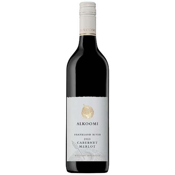 アルクーミ ホワイトラベル カベルネ メルロー 2014 750ml【赤ワイン】