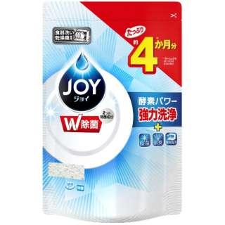 JOY(ジョイ)機械用 除菌 つめかえ用(490g)〔食器洗い機用洗剤〕
