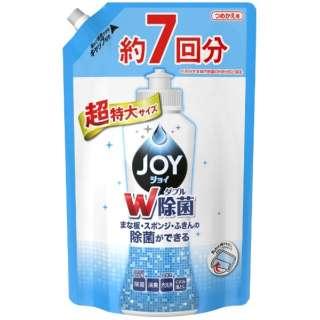 JOY(ジョイ)除菌ジョイ コンパクト つめかえ用 超特大 1065ml〔食器用洗剤〕
