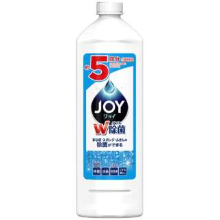 JOY(ジョイ)除菌ジョイ コンパクト つめかえ用 特大 770ml〔食器用洗剤〕