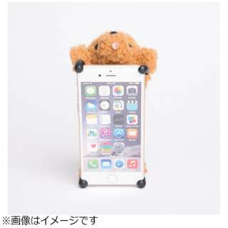iPhone 6s/6用 ZOOPY home トイプードル ZPH-011