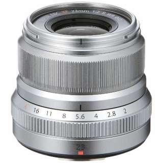 カメラレンズ XF23mmF2 R WR FUJINON(フジノン) シルバー [FUJIFILM X /単焦点レンズ]
