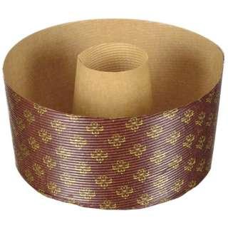 ラフィネ 紙製 シフォンケーキ 焼型 17cm 2枚入 D-6114