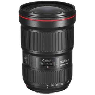 カメラレンズ EF16-35mm F2.8L III USM ブラック [キヤノンEF /ズームレンズ]