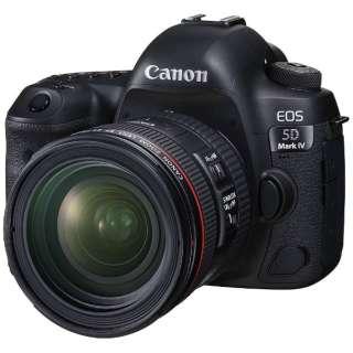 EOS 5D Mark IV デジタル一眼レフカメラ EF24-70 F4L IS USM レンズキット [ズームレンズ]