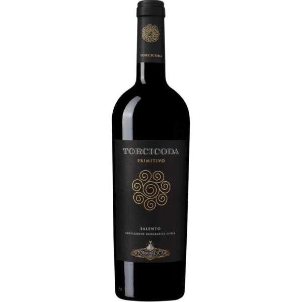 トルマレスカ トルチコーダ 750ml【赤ワイン】