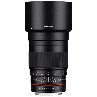 カメラレンズ 135mm F2.0 ED UMC ブラック [FUJIFILM X /単焦点レンズ]