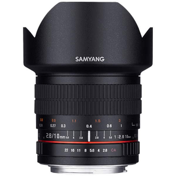 10mm F2.8 ED AS NCS CS [キヤノンM用]