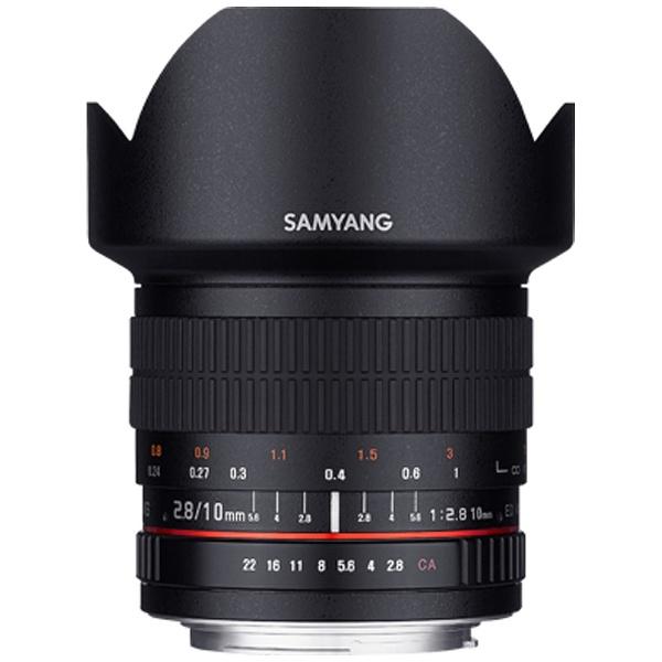 10mm F2.8 ED AS NCS CS [ペンタックス用] 製品画像