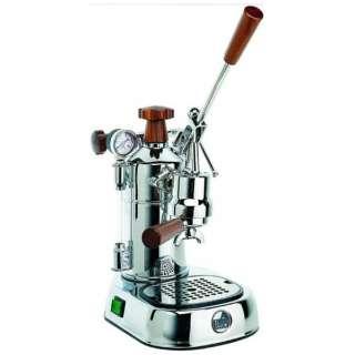 PLH エスプレッソマシン Professional(プロフェッショナル)Legno(レーニョ) シルバー・ウッド