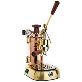 PRG エスプレッソマシン Professional(プロフェッショナル) ゴールド・ウッド