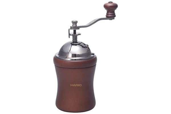 ハリオ「コーヒーミル・ドーム」MCD-2