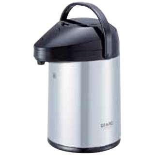 保温保冷ポット (2.2L) MOP-A22-B ブラック