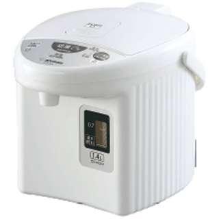 電気ポット ホワイト CD-KG14 [1.4L /蒸気セーブ機能つき]
