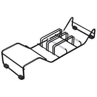 スキット ワイヤー包丁置き ブラック HB-1280