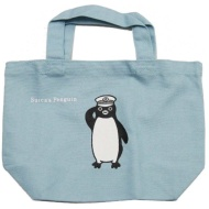 Penguin lunch back (stationmaster) of Suica