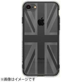 iPhone 7用 ソフトTPUケース ユニオンジャック Highend Berry