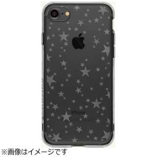 iPhone 7用 ソフトTPUケース スター Highend Berry