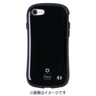 iPhone 7用 iface First Classケース ブラック
