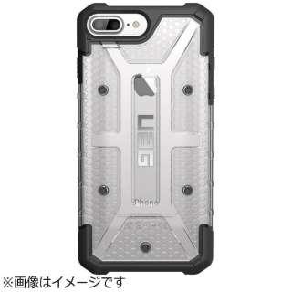 iPhone 7 Plus用 Plasma Case クリア URBAN ARMOR GEAR UAG-RIPH7PLS-ICE
