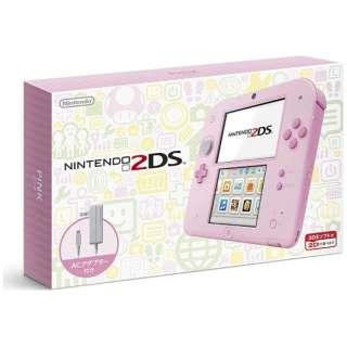 ニンテンドー2DS ピンク [ゲーム機本体]