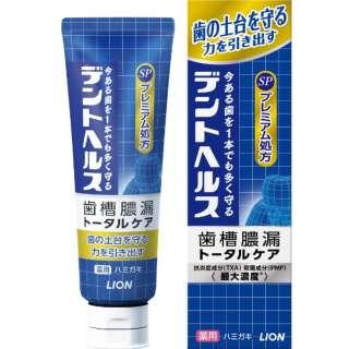 デントヘルス 薬用ハミガキSP 90g