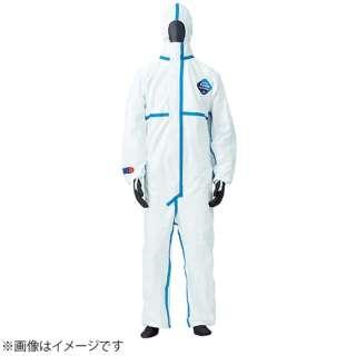 デュポン(TM) タイベック(R) ソフトウェア3型 ワンピース保護服 S