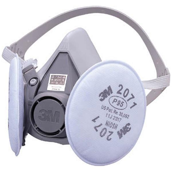 3M 取替式防じんマスク 6000/2071-RL2 Mサイズ