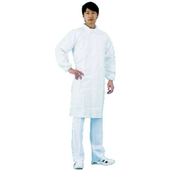 デュポン(TM) タイベック(R)製白衣 袖口ゴム入 3L
