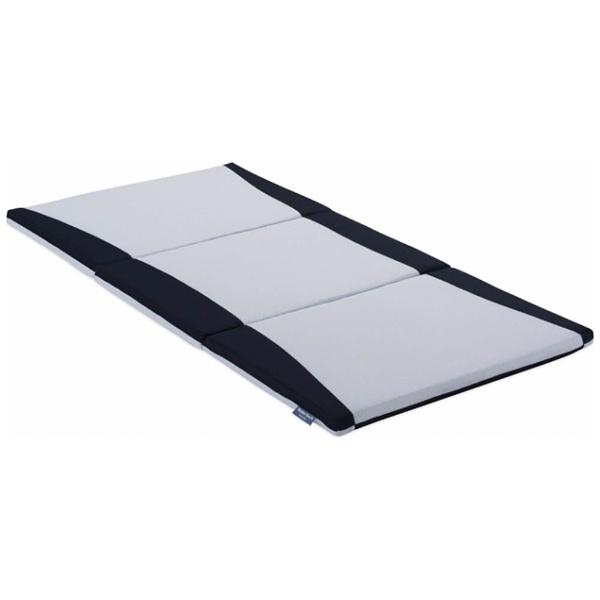 フランスベッド ブレスエアーエクストラ三つ折り敷ふとん シングルサイズ(97×195×6cm)
