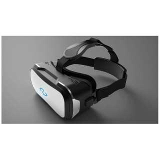 VRヘッドマウントディスプレイ 「3Glasses D2 Vanguard Edition」
