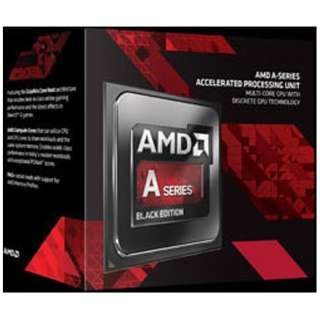 A10-7890K Black Edition BOX with AMD Wraith Cooler [CPU]