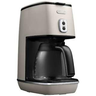 ICMI011J コーヒーメーカー ディスティンタコレクション ピュアホワイト